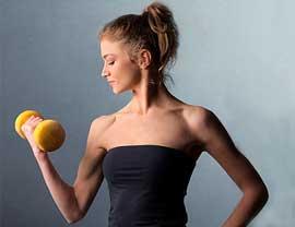 Muskeln stärken