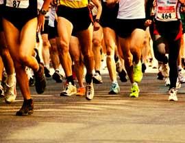Training Halbmarathon