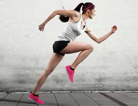 5-10 km Lauf Training