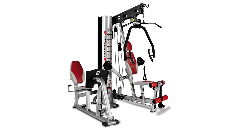 Sport und fitnessger te bh fitness multistation tt pro for Aparatos fitness