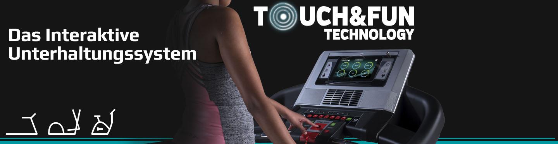 #TouchandFun